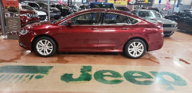 Pre Owned 2017 Chrysler 200 Lx