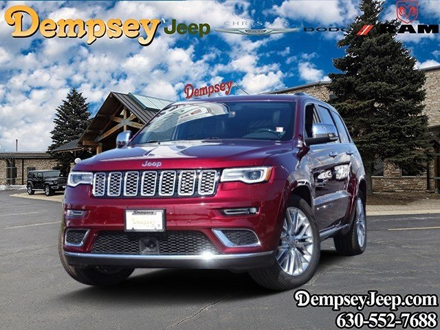 2018 Jeep Grand Cherokee Summit >> Pre Owned 2018 Jeep Grand Cherokee Summit 4wd