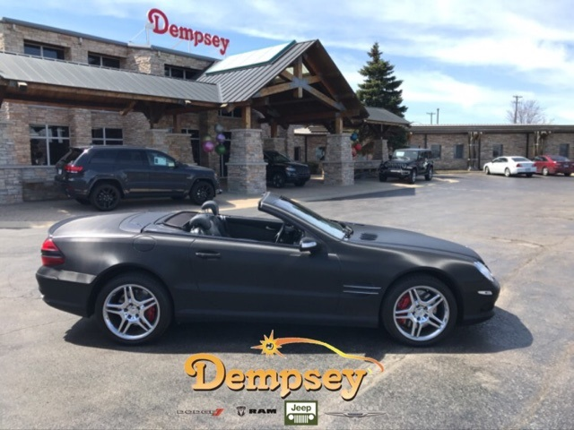 Pre Owned 2004 Mercedes Benz Sl Cl 55 Amg