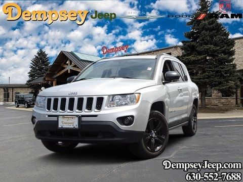 Pre-Owned 2011 Jeep Compass Base