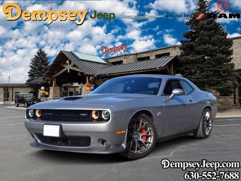 Pre-Owned 2015 Dodge Challenger SRT