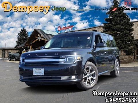 Pre-Owned 2015 Ford Flex Limited