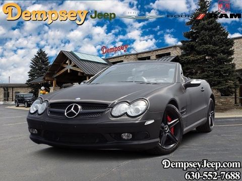 Pre-Owned 2004 Mercedes-Benz SL-Class SL 55 AMG®